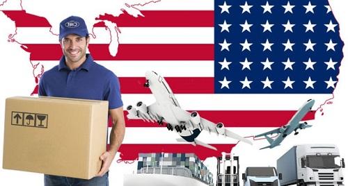 công ty gửi hàng đi Mỹ